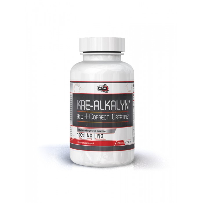 Pure Nutrition - Kre-Alkalyn / 120caps.